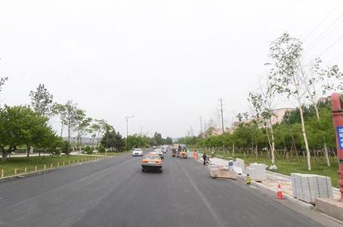 吉林市松江北路排水管线人工顶管